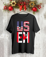 US EH - LIMITED EDITION  Classic T-Shirt lifestyle-holiday-crewneck-front-2