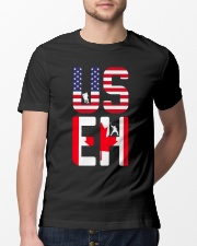 US EH - LIMITED EDITION  Classic T-Shirt lifestyle-mens-crewneck-front-13