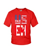 US EH - LIMITED EDITION  Youth T-Shirt front