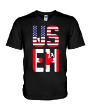 US EH - LIMITED EDITION  V-Neck T-Shirt thumbnail