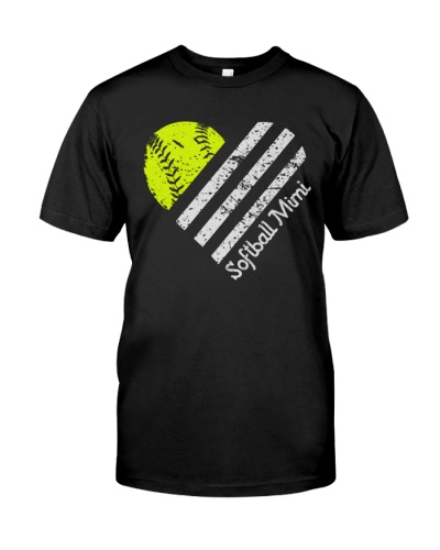 NEW SOFTBALL MIMI SHIRT