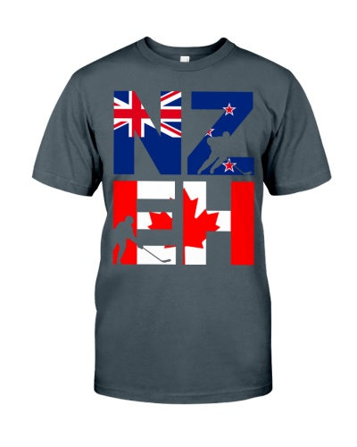 NEW ZEALAND AND CANADA