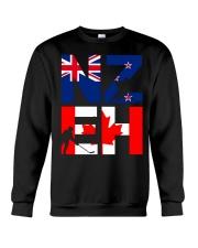 NEW ZEALAND AND CANADA Crewneck Sweatshirt thumbnail