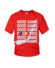 GOOD GAME  Youth T-Shirt front