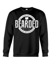 REAL MEN HAVE BEARDS Crewneck Sweatshirt thumbnail