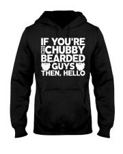 If you're into chubby bearded guys Hooded Sweatshirt thumbnail