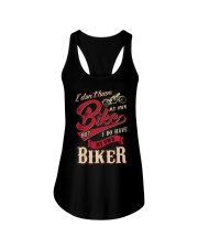 I DO HAVE MY OWN BIKER Ladies Flowy Tank thumbnail