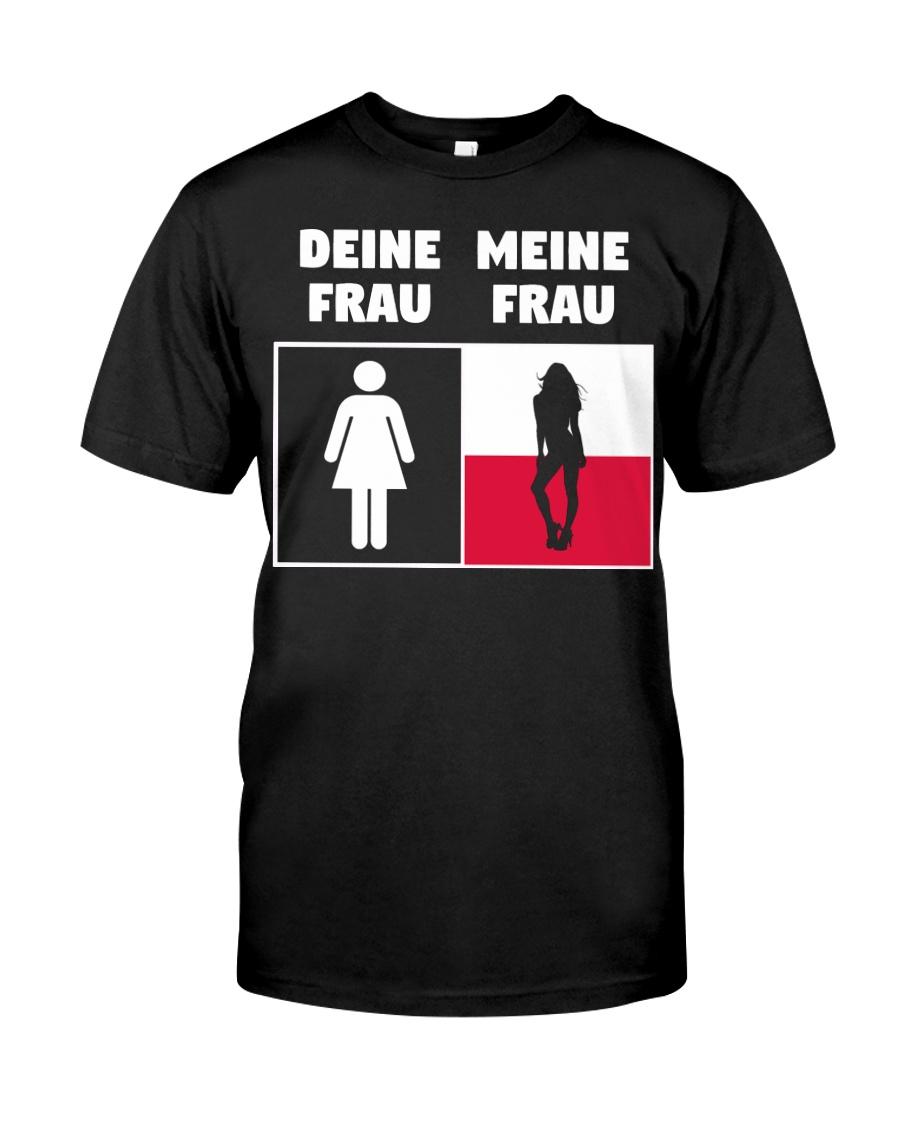 MEINE FRAU POLIN Classic T-Shirt