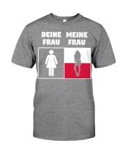 MEINE FRAU POLIN Premium Fit Mens Tee thumbnail