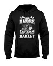 I DREAM I'M A HARLEY Hooded Sweatshirt tile