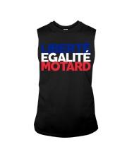 Liberte - Egalite - Motard Sleeveless Tee thumbnail