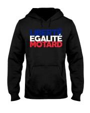Liberte - Egalite - Motard Hooded Sweatshirt thumbnail