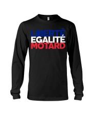 Liberte - Egalite - Motard Long Sleeve Tee thumbnail