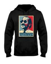 TEE-SHIRT EXCESSIVEMENT ENERVANT CLAUDY FOCAN Hooded Sweatshirt thumbnail