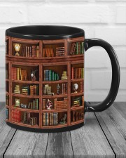 Library Book Shelf Mug ceramic-mug-lifestyle-02