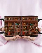 Library Book Shelf Mug ceramic-mug-lifestyle-30