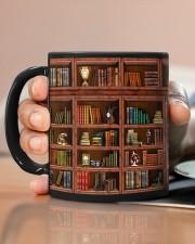 Library Book Shelf Mug ceramic-mug-lifestyle-59