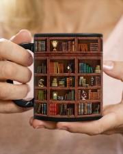 Library Book Shelf Mug ceramic-mug-lifestyle-66