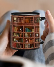 Library Book Shelf Mug ceramic-mug-lifestyle-81