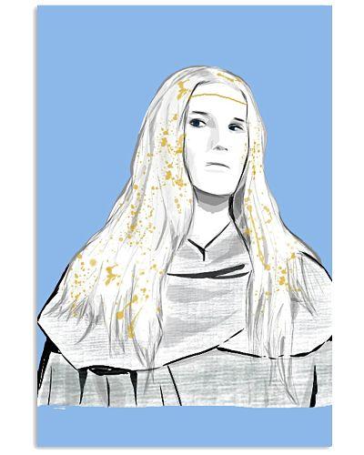 Glorfindel gold splatter sketch