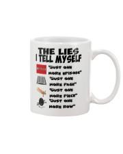 THE LIES I TELL MYSELF Mug front