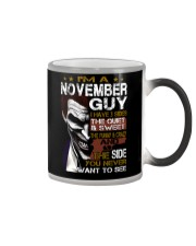 November Guy Color Changing Mug thumbnail