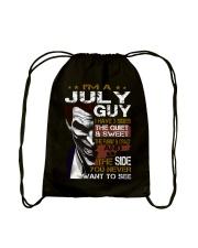 July Guy Drawstring Bag thumbnail