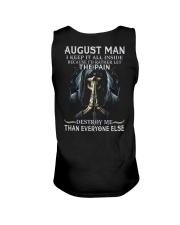 August Man  Unisex Tank thumbnail
