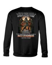 November Men Crewneck Sweatshirt thumbnail