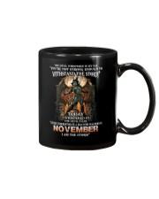 November Men Mug thumbnail