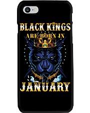 Black Kings January Phone Case thumbnail