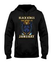 Black Kings January Hooded Sweatshirt thumbnail