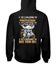 Give Man  Hooded Sweatshirt tile