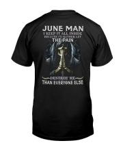 JuneMan  Premium Fit Mens Tee thumbnail