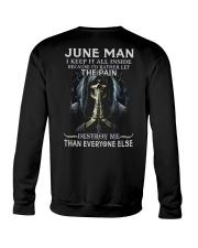 JuneMan  Crewneck Sweatshirt thumbnail