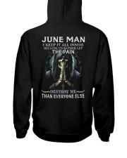 JuneMan  Hooded Sweatshirt thumbnail