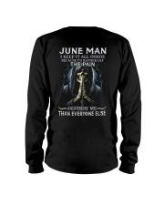 JuneMan  Long Sleeve Tee thumbnail