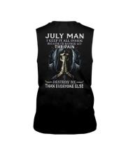 July Man  Sleeveless Tee thumbnail