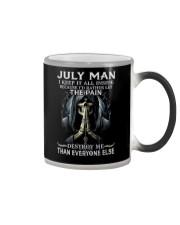 July Man  Color Changing Mug thumbnail