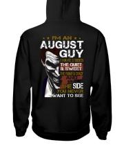August Guy Hooded Sweatshirt thumbnail