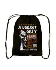 August Guy Drawstring Bag thumbnail