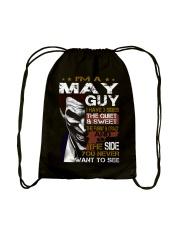 May Guy Drawstring Bag thumbnail