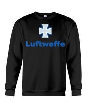 German Air Force Luftwaffe Military Veteran T Shir Crewneck Sweatshirt thumbnail