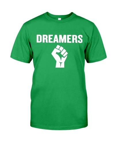 Daca Dreamers Resist Trump Tshirt