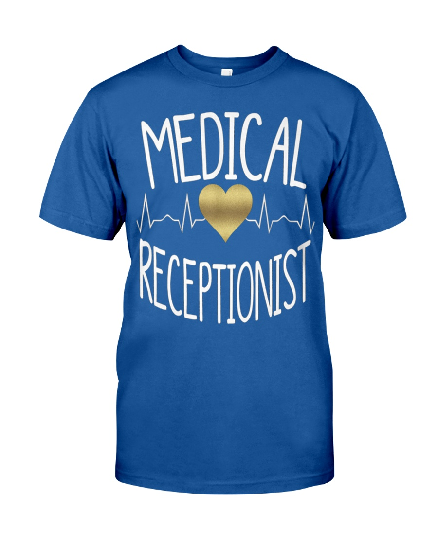 Medical Receptionist  Classic T-Shirt