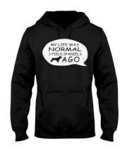 Field Spaniel - Menx27s M5 Hooded Sweatshirt thumbnail
