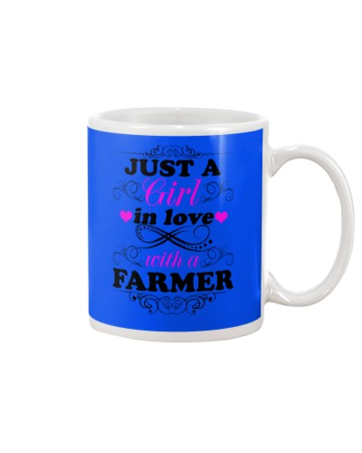 JUST A GIRL IN LOVE WITH A FARMER