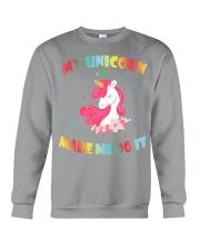 MY UNICORN MADE ME DO IT Crewneck Sweatshirt thumbnail