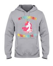 MY UNICORN MADE ME DO IT Hooded Sweatshirt thumbnail