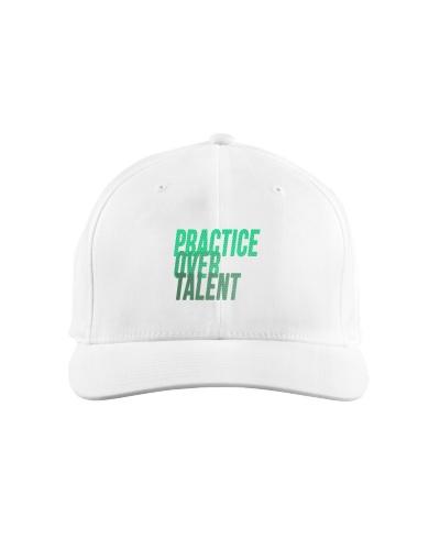 Practice Over Talent